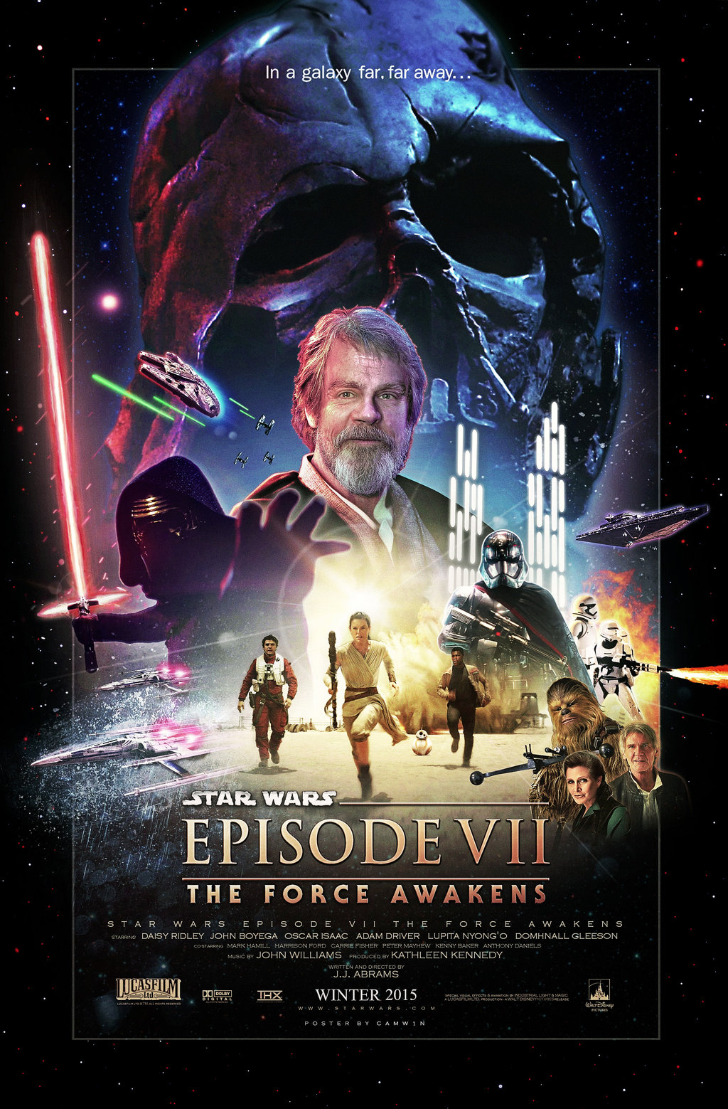 Star Wars Episode 7 Inhalt